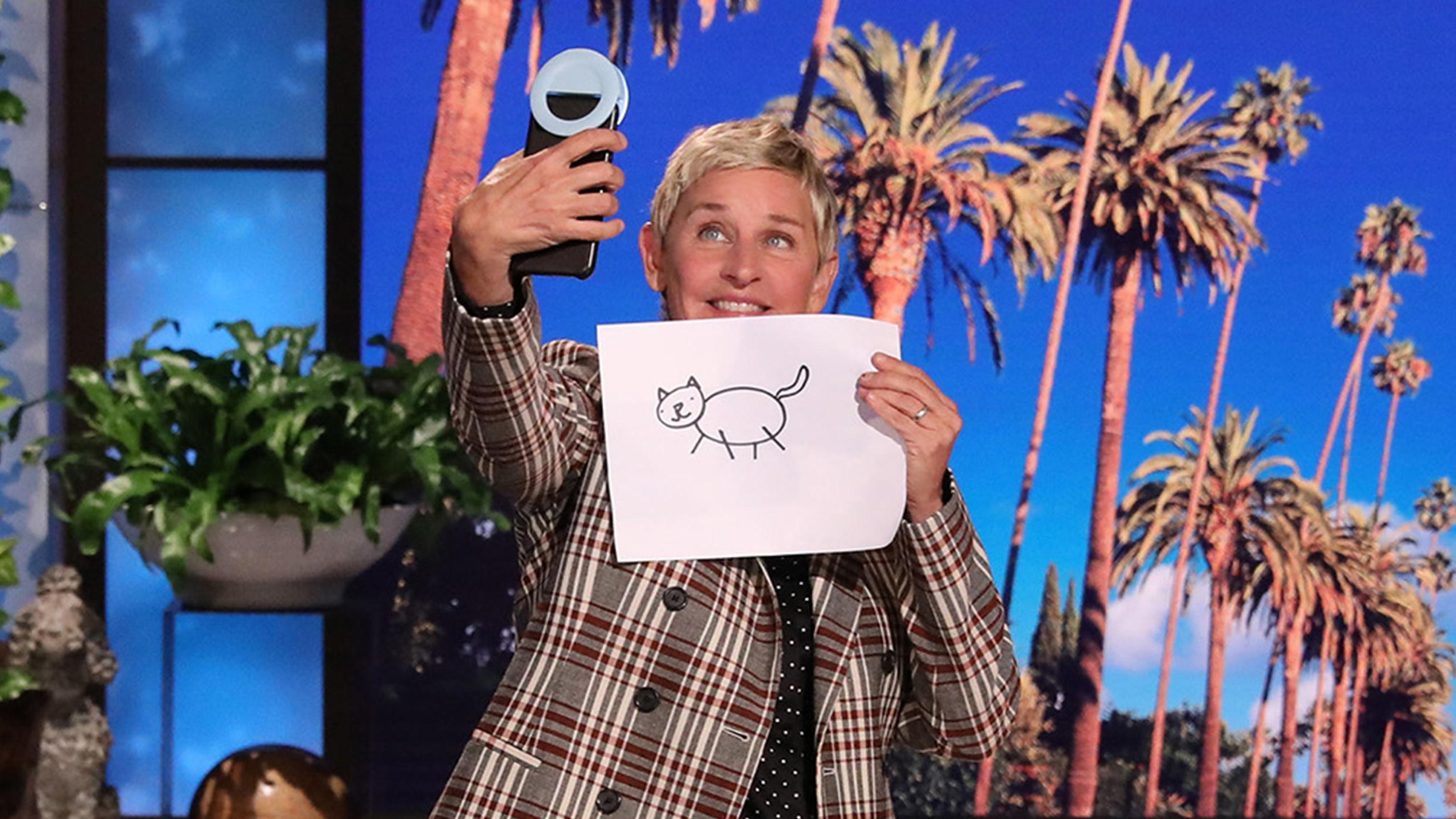 Ellen-DeGeneres-NFT-Auction